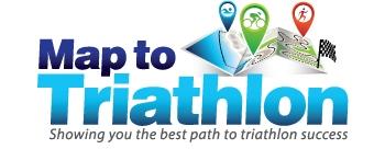 Map to Triathlon