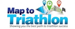 Map to Triathlon